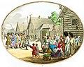 Праздник или воскресенье в деревне Кристиан Гейслер.jpg