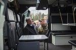Президент оглянув виставку військової техніки до Дня захисника України 8078 (22216659595).jpg