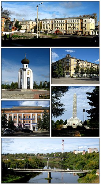 Rzhev - Views of Rzhev