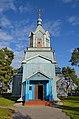 Синява. Миколаївська церква. 1730 р. Головний фасад.jpg