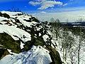 "Скалы на вершине горы ""Волчиха"" - panoramio.jpg"
