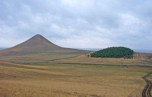 Alsheyevsky District - Susak-Tau, in Alsheyevsky District