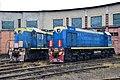ТЭМ18-210, Россия, Саратовская область, депо Ртищево-I (Trainpix 214828).jpg