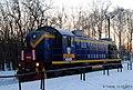ТЭМ2-6004, Россия, Нижегородская область, станция Тупиковая (Trainpix 51273).jpg