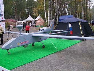 IAI Searcher - Russian Forpost.