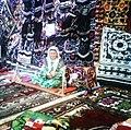 Швея джихака - украшения для женщин. Панджакент.Таджикистан.JPG