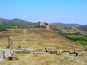 Berdavan Fortress - Image: Բերդավան գյուղի ամրոց