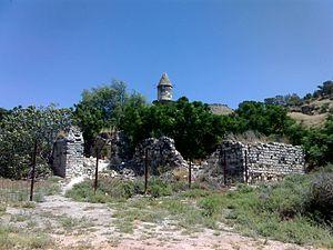 Hittin - Mosque of Hittin, 2007