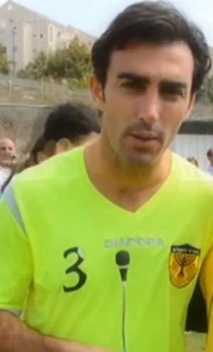 Haim Megrelashvili - Megrelashvili with Beitar Jerusalem in 2013