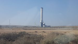 Ashalim Power Station - Spring 2017