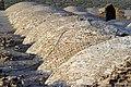 گنبدی های بام کاروانسرای خشتی گچی دیرگچین- میراث ملی- جاذبه های تاریخی گردشگری ایران 36.jpg