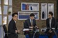 นายกรัฐมนตรีออกอากาศสดรายการเชื่อมั่นประเทศไทยกับนายกฯ - Flickr - Abhisit Vejjajiva (14).jpg