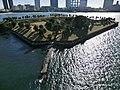 レインボーブリッジより台場公園 - panoramio.jpg