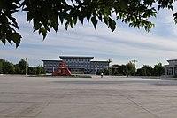 中国新疆塔城地区和布克赛尔蒙古自治县184团场 China Xinjiang Tacheng Region a - panoramio.jpg