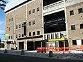 -2018-05-18 Regency Security Stand, Carrow Road football stadium, Norwich.jpg