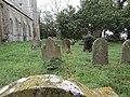 -2018-11-04 Churyard, Parish church of Saint Giles, Bradfield, Norfolk (1).JPG