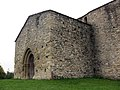 006 Monestir de Santa Maria de Lillet, portal gòtic.jpg