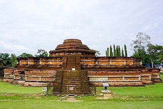 Muara Takus - Image: 007 Candi Tua from East, Main Entrance (38244913275)