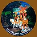 013 Vessantara gives his Horses and Chariot to the Brahmins (9270898463).jpg