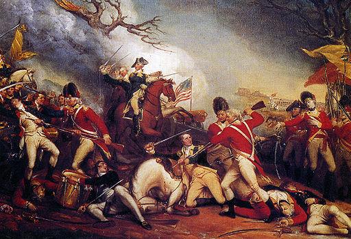01 б Битва при Принстоне