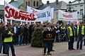 02013 0652 Protest gegen die Liquidation dem Autosan-Werke.JPG