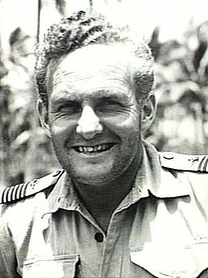 John Balmer - Wing Commander John Balmer, September 1942