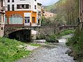 026 Pont de Santa Maria, sobre el Ritort (Camprodon).JPG