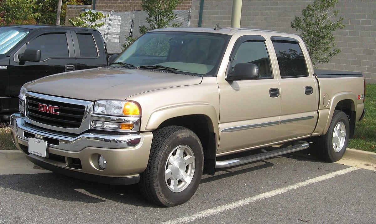 Chevrolet Silverado – Wikipedia, wolna encyklopedia