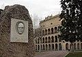 038 Monument a Daniel Blanxart i Ajuntament d'Olesa.jpg
