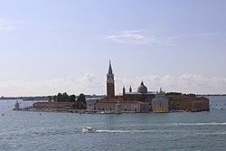 0 Venise, l'Île San Giorgio Maggiore et la basilique San Giorgio Maggiore (3).JPG