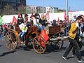 1. Mai 2013 in Hannover. Gute Arbeit. Sichere Rente. Soziales Europa. Umzug vom Freizeitheim Linden zum Klagesmarkt. Menschen und Aktivitäten (174).jpg