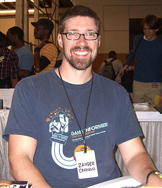 Zander Cannon - Cannon at the New York Comic Con in Manhattan, New York on October 9, 2010.