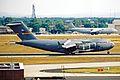 10191 Boeing C-17 USAF FRA 02AUG03 (8626292847).jpg