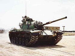 105 mm Gun Full Tracked Combat Tank M60.jpg
