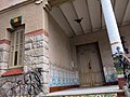 107 Casa Barbey, façana nord (la Garriga).JPG