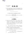 116th United States Congress H. R. 0000022 (1st session) - To amend the Internal Revenue Code of 1986 to make permanent the increase in the standard deduction, the increase in and modifications of the child tax credit.pdf