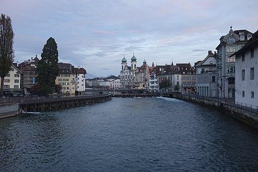 Historia de Lucerna