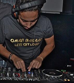 Omar Basaad Saudi Arabian musician