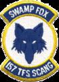 157th Tactical Fighter Squadron - Emblem.png