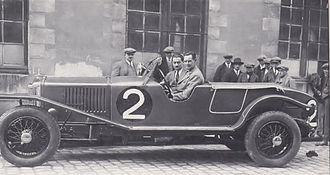 1926 24 Hours of Le Mans - Peugeot 174 Sport of Boillot/Rigal