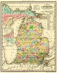 History of Michigan - Wikipedia