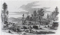 1858 StJermainsHotel ChazyLakeNY bySSKilburn afterRPMallory BallousPictorial.png