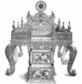 1892 throne of Fath Ali Shah Teheran.png