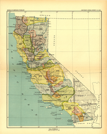 California Indian Reservations And Cessions Wikipedia