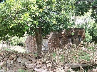 Itaqui -  18th-19th century old house of Itaqui (demolished in 2011).