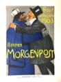 1902 Edmund Edel Plakat Berliner Morgenpost, Hollerbaum & Schmidt.png
