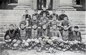 1908 Clemson Tigers football team - Image: 1908 Clemson Tigers football team (Taps 1909)