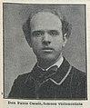 1909-03-25, La Actualidad, Pablo Casals y Guillermina Suggia (cropped) Pablo Casals.jpg
