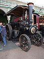 1910 Burrell Gold Medal steam tractor (AH 054), 2009 HCVS London to Brighton run (1).jpg