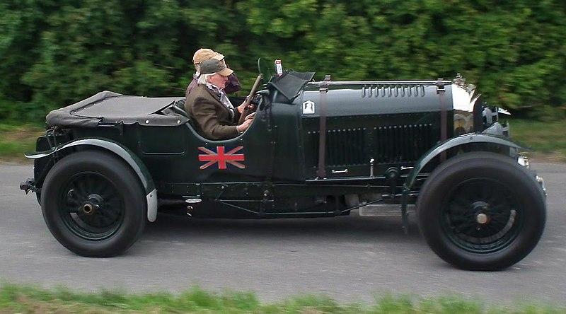 Lady Race Car Driver Diana